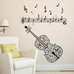Musically Decal Sticker