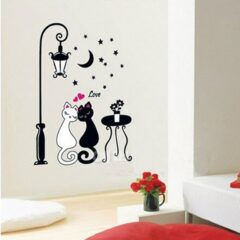 Cat Love Decal Sticker