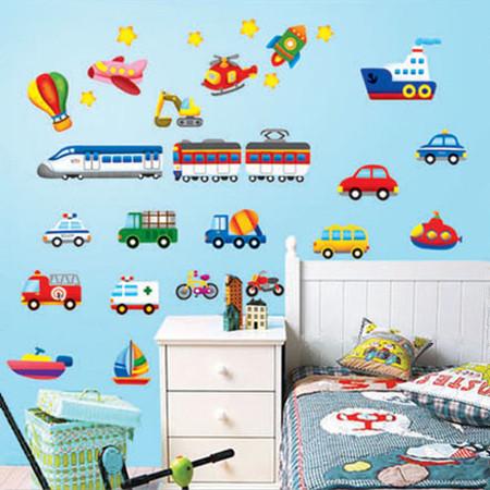 cartoon-car-aircraft-ship-diy-vinyl-wall-stickers-for-kids-rooms-home-decor-art-decals-3d-jpg_640x640