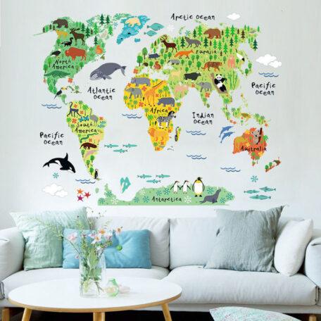 colorful-world-map-wall-sticker-decal-vinyl-art-kids-room-office-home-decor-new-jpg_640x640