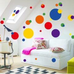 Circle Time Wall Sticker