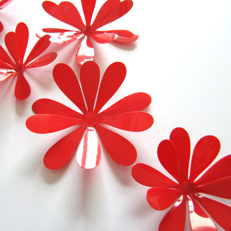 creative-3d-pvc-flowers-wall-stickers-acrylic-wall-