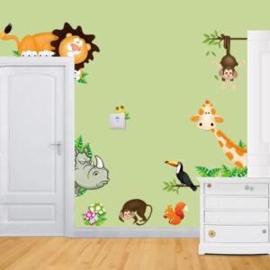 Jungle Wall Sticker