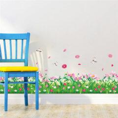 Inside Garden Wall Sticker