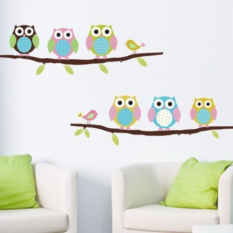 free-shipping-cartoon-children-s-room-bedroom-walls-painted-decorative-sticker-cute-owl-animal-wall-stickers-jpg_640x640