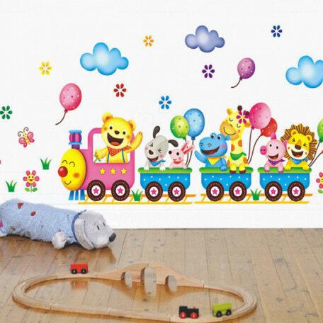 free-shipping-diy-removable-wall-stickers-cartoon-cute-animals-train-balloon-kids-bedroom-home-decor-mural-jpg_640x640
