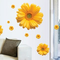 Floral Wall Decal Stickers