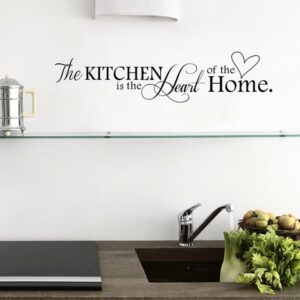 The Kitchen Wall Sticker