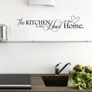The Kitchen Wall Sticker