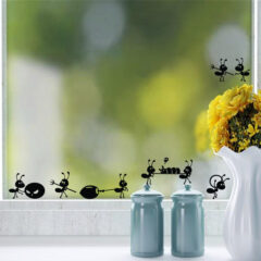 Ants Decal Wall Sticker