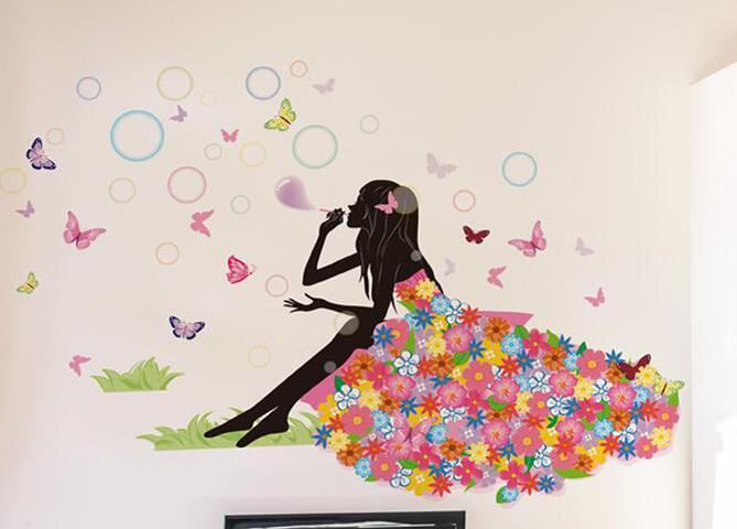 3d Wall Stickers Home Decor Living Rooms