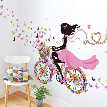 personality-fairies-girl-butterfly-flowers-art-decal-wall-stickers-for-home-decor-diy-mural-kids-rooms